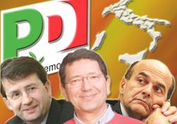 primarie Pd candidati