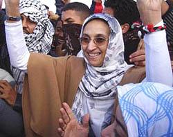 Aminetou Haidar