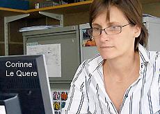 Corinne Le Quere
