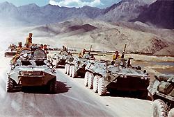 afghanistan Urss