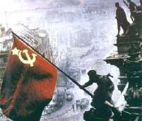 bandiera rossa reichstag 1