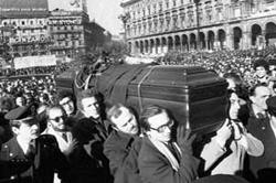funerale Alessandrini