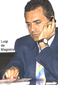 Luigi de Magistris