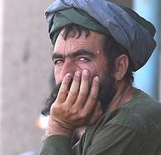 APTOPIX AFGHANISTAN TRAPPED TALIBAN