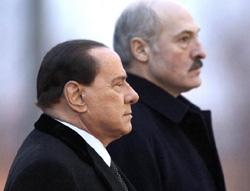 Belarus Italy Berlusconi