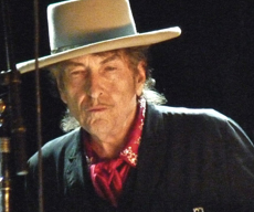 Bob Dylan at the United Palace Theatre on Nov. 17, 2009.  Photo