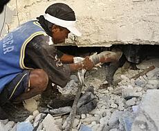 disastro Haiti