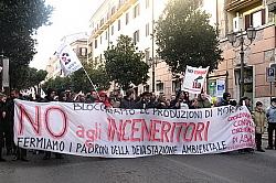 inceneritore 2 proteste