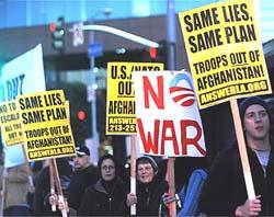 afghanistan 1 proteste