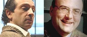 Massimiliano Speziani e Renato Gabrielli