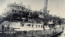 nave Exodus 1947