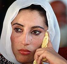 Benazir Bhutto 3