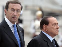 Fini e Berlusconi 2