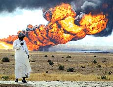 IRAQ-US-UNREST-OIL-SABOTAGE