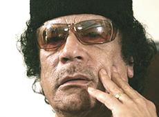 Muhammar Gheddafi 1