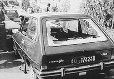 auto di Rosario Livatino