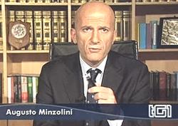Augusto Minzolini Tg1