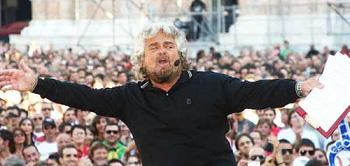Beppe Grillo Cesena