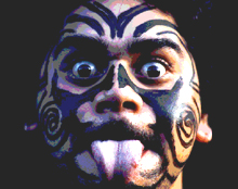 creazione Maori