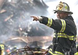 11 settembre pompieri
