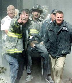 11 settembre soccorsi