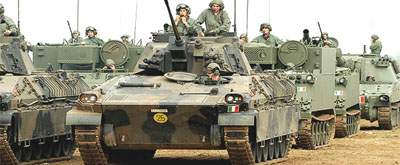 Italian army Afghanistan