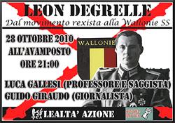 Leon Degrelle manifesto