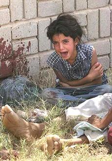 afghanistan vittime civili