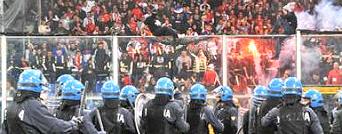 serbi polizia
