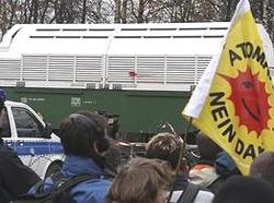 Germania treno Castor