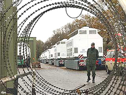 Germania treno nucleare Castor