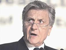 Jean-Claude Trichet, presidente Bce