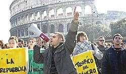 studenti Colosseo