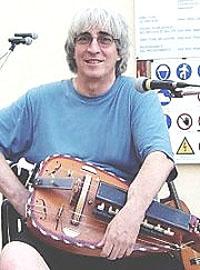 Alberto Cesa ghironda