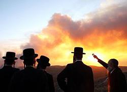 Haifa incendio Monte Carmelo