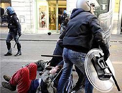 Roma scontri 19