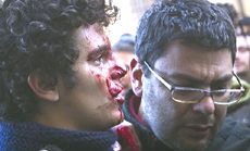 Roma scontri 24