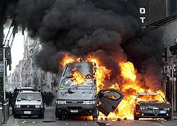 Roma scontri 35