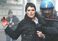 Roma scontri 39