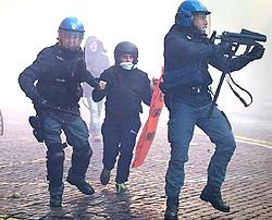 Roma scontri 47