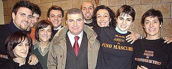 amici di Pino Masciari