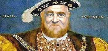 Beppe Grillo Enrico VIII