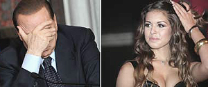 Berlusconi e Ruby