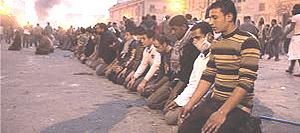 Egitto 48 preghiera