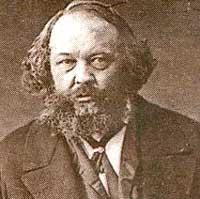 Mikhail Bakùnin