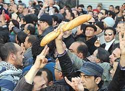 Tunisi rivolta 3