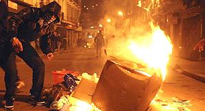 Tunisia rivolta 2