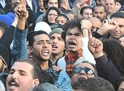 Tunisia rivolta 3