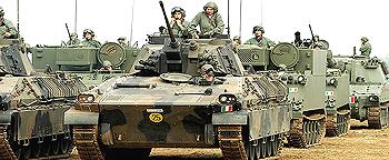 carri armati Italia