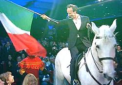 Benigni Sanremo
